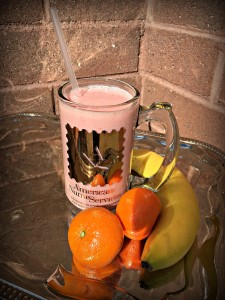 Cran Orange Banana Smoothie4